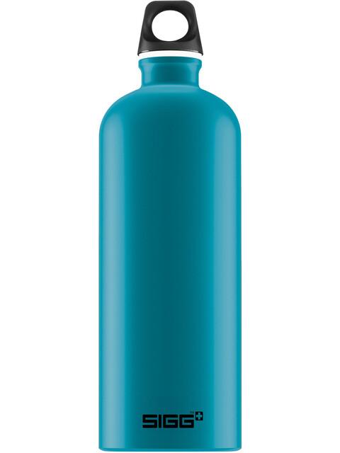Sigg Traveller Touch Drikkeflaske 1l turkis